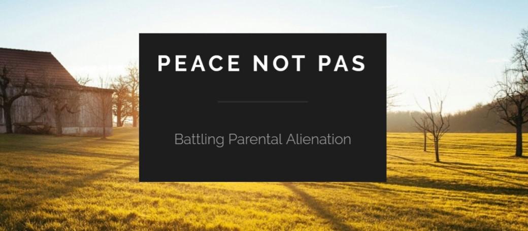 Peace Not Pas