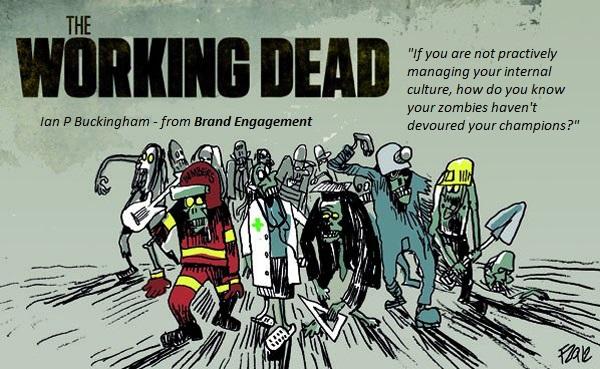 working dead BE 2